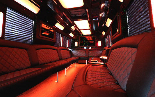 Ontario Ca Limousine Service Party Bus Limo Rentals